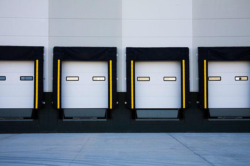 New commercial garage doors Garage Harmony