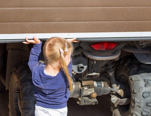 Garage Door Safety Issues and Garage Door Repair