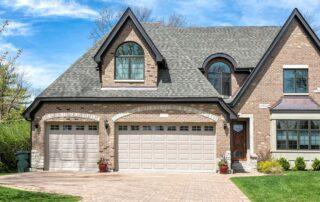 Garage Door Replacement on Residentaial Home