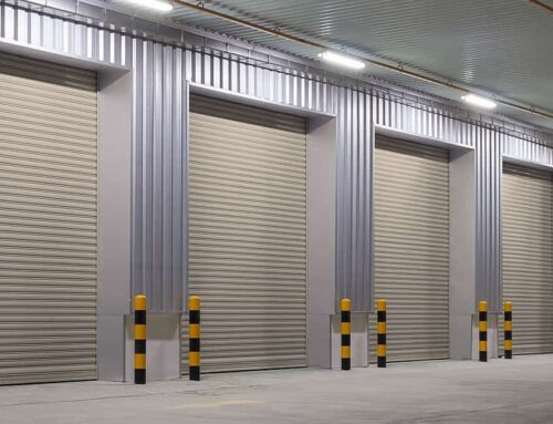 Commercial Garage Door Installation: What Are Your Options?